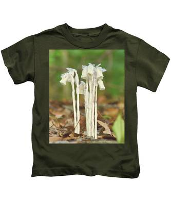 Indian Pipes Kids T-Shirt