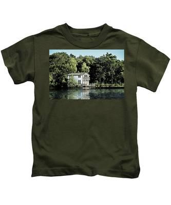 Leacock Boathouse Kids T-Shirt