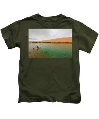 Libyan Oasis Kids T-Shirt