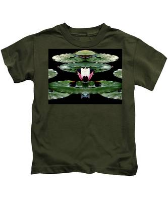 Lily Candle Kids T-Shirt