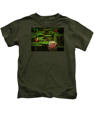 Lily Pond Kids T-Shirt