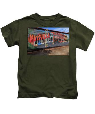 Maysville Mural Kids T-Shirt