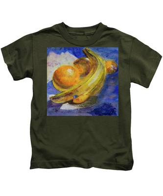 Mixed Fruit Kids T-Shirt