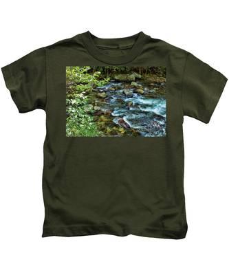 Mountain Music Kids T-Shirt