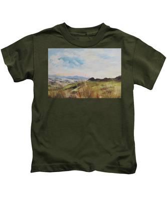Nausori Highlands Of Fiji Kids T-Shirt