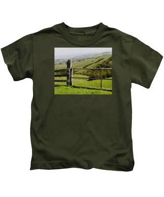 Nicasio Overlook Kids T-Shirt