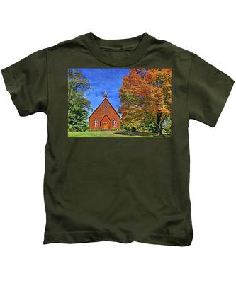 On The Road To Maryville Kids T-Shirt