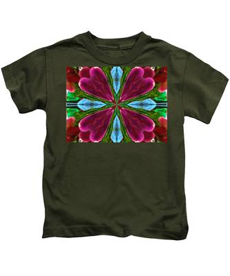 Orchid Frenzy Kids T-Shirt