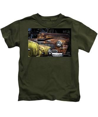 Rusting Away ... Kids T-Shirt