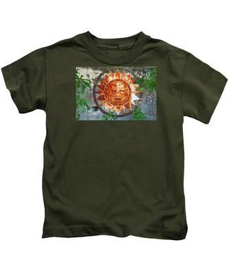 Rusty Sun Kids T-Shirt
