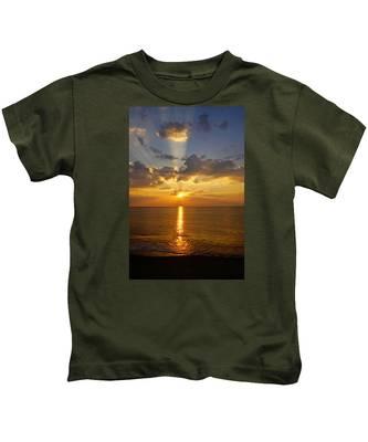 Spiritual Sunrise Kids T-Shirt