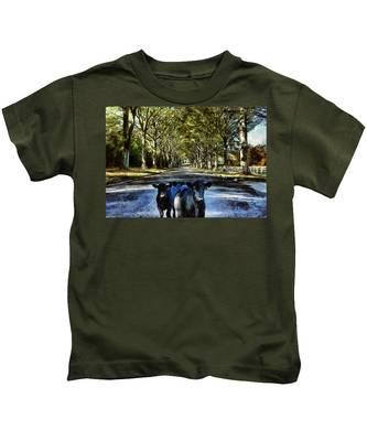 Street Cows Kids T-Shirt