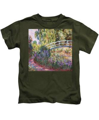 The Japanese Bridge Kids T-Shirt