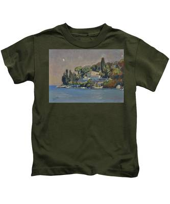 The Mansion House Paxos Kids T-Shirt