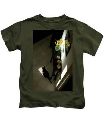 The Reception Hall Kids T-Shirt