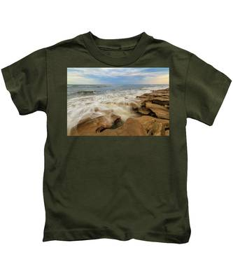 Tidal Flow Kids T-Shirt