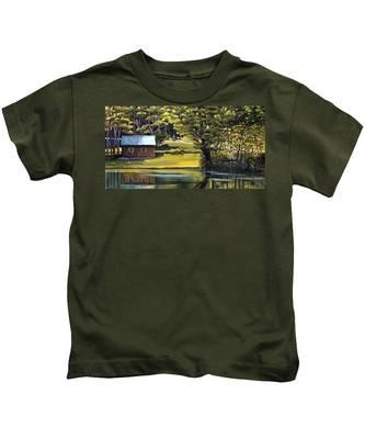 Vermont Greens Kids T-Shirt