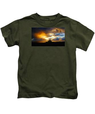 Waterfront Castle Of Your Own Kids T-Shirt