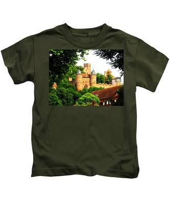 Wertheim Castle Kids T-Shirt