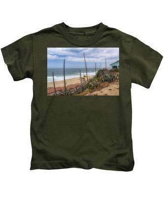Windy On Redondo Kids T-Shirt