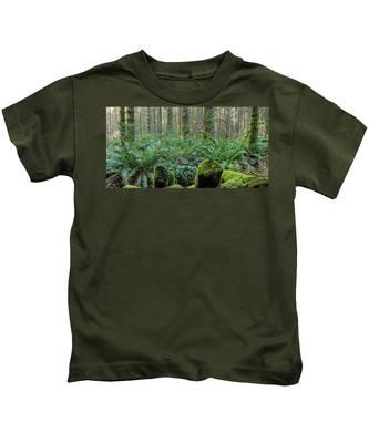 Forest Floor Kids T-Shirt
