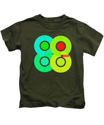 Green Style Kids T-Shirt