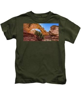 Hickman Natural Bridge Kids T-Shirt