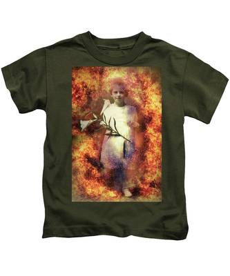Lilies Of The Apocalypse Kids T-Shirt
