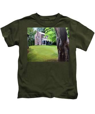 Oconee Station Kids T-Shirt