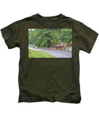 Saint Mary, Jamaica Kids T-Shirt