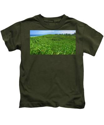 The Green Island Kids T-Shirt