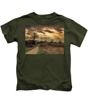 Trostle Sky Kids T-Shirt