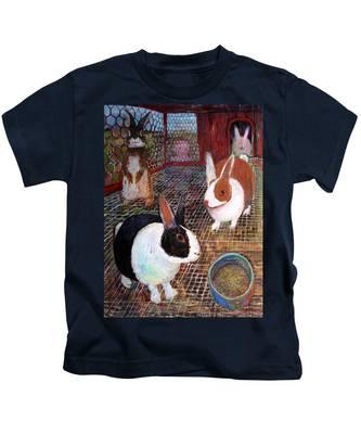 An021 Kids T-Shirt