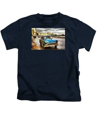 Get Outta My Dreams Get Into My Car Kids T-Shirt