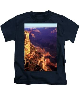 Grand Canyon Sunrise Kids T-Shirt