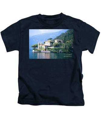 Lake Como Palace Kids T-Shirt