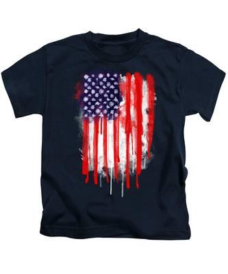 Patriotic Kids T-Shirts