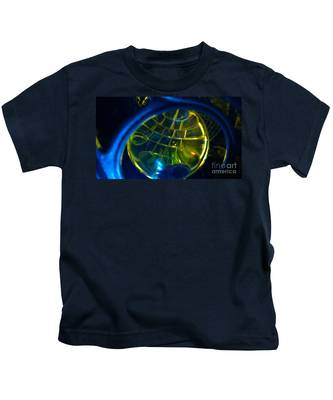 Ball Of Color Kids T-Shirt