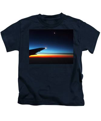 Carolina Sunrise Kids T-Shirt