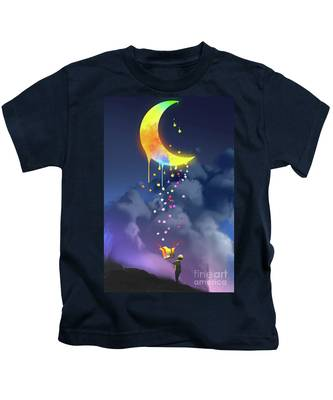 Gifts From The Moon Kids T-Shirt