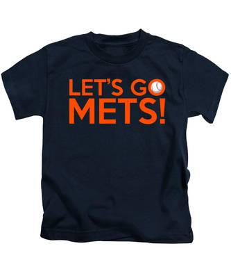 Let's Go Mets Kids T-Shirt