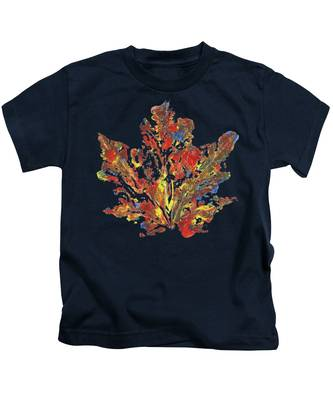 Painted Nature 1 Kids T-Shirt