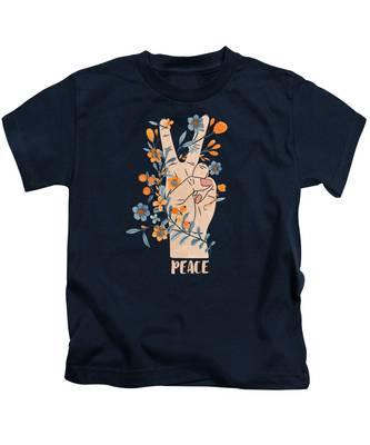Petals Kids T-Shirts