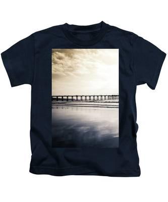 Pier On Duotone Kids T-Shirt