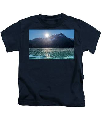 Sunshine And Ice Kids T-Shirt