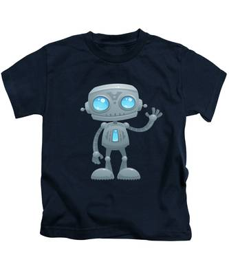 Waves Kids T-Shirts