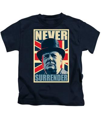 Hero Kids T-Shirts