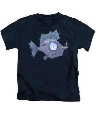 Water Kids T-Shirts
