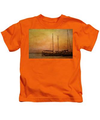 Pensacola Harbor Kids T-Shirt