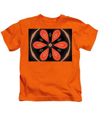 Embroidered Cloth Kids T-Shirt